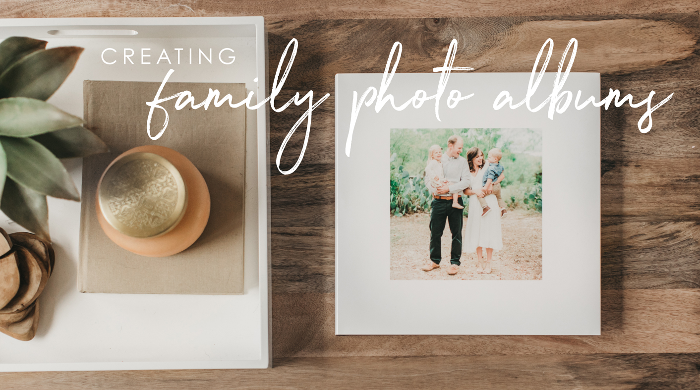 Creating Family Photo Albums
